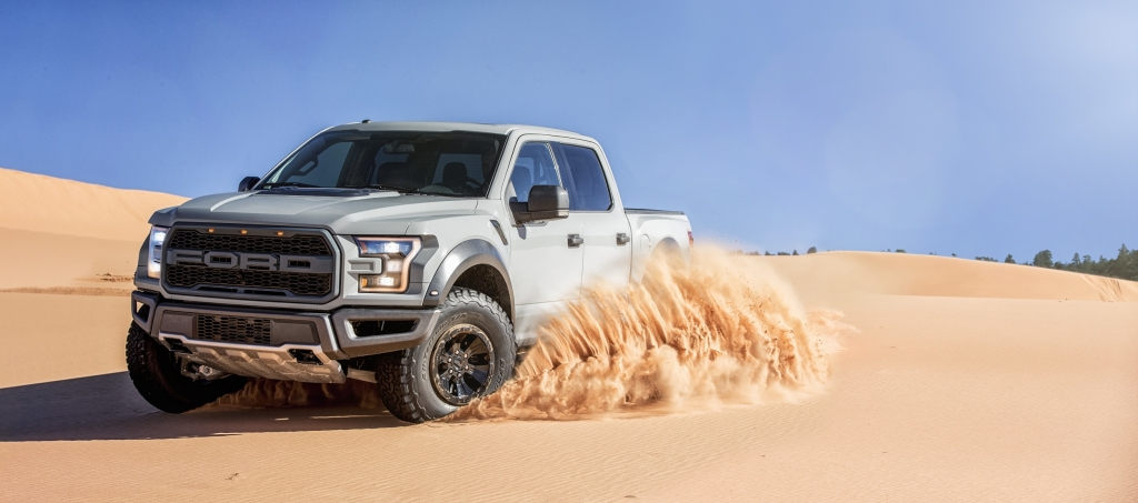2017 Ford F-150 Raptor SuperCrew- 2016 Detroit Auto Show