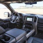 2017 Ford F-150 Raptor interior- 2016 Detroit Auto Show