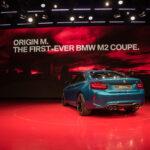 BMW M2- 2016 Detroit Auto Show-3