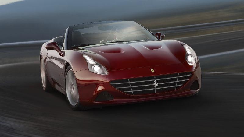 Ferrari California T Handling Speciale Pack