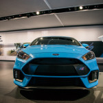 Ford Focus RS- 2016 Detroit Auto Show