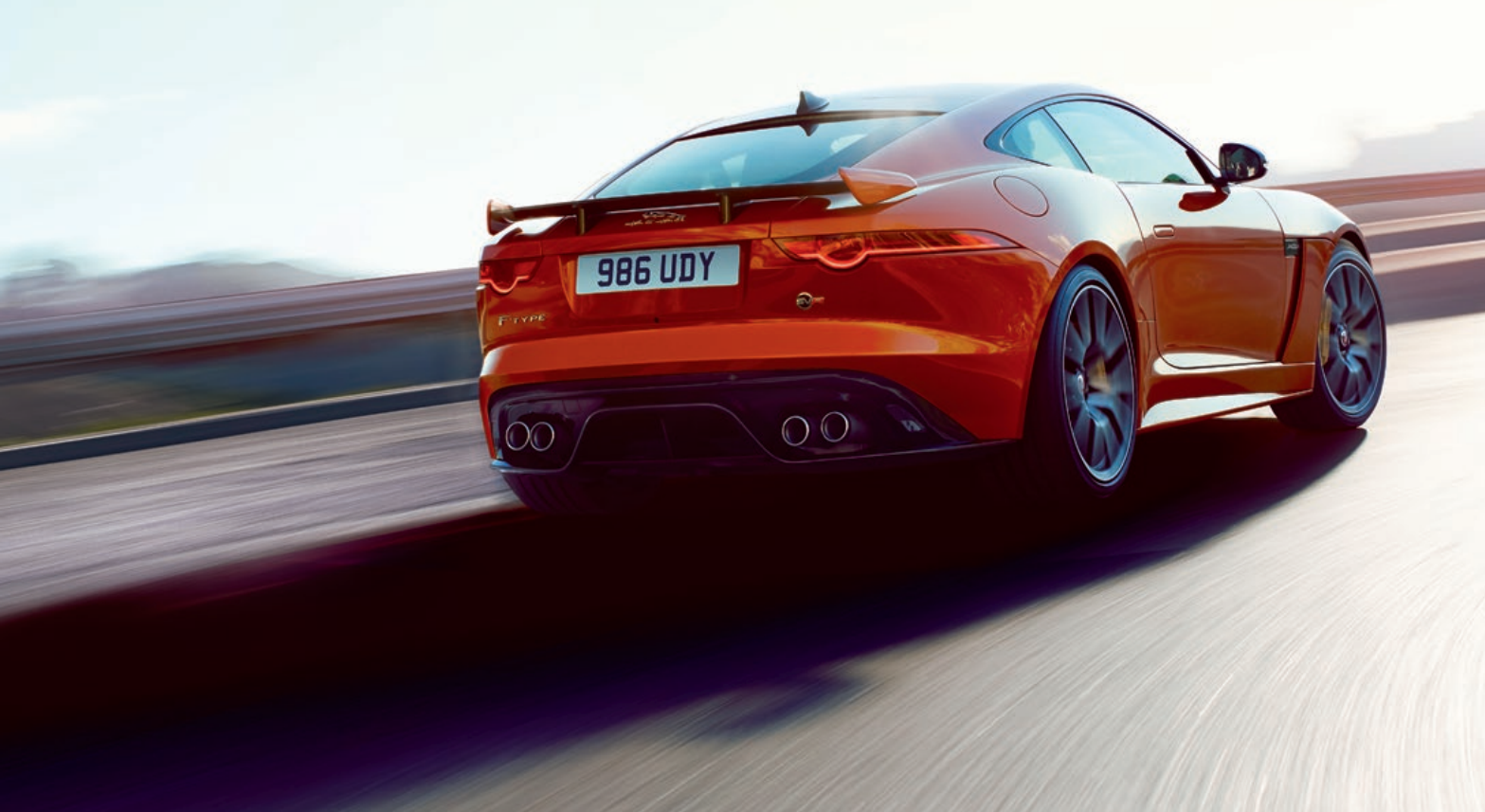 Jaguar F-Type SVR Coupe-2