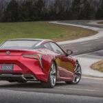 Lexus LC 500- 2016 Detroit Auto Show