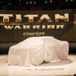Nissan Titan- 2016 Detroit Auto Show