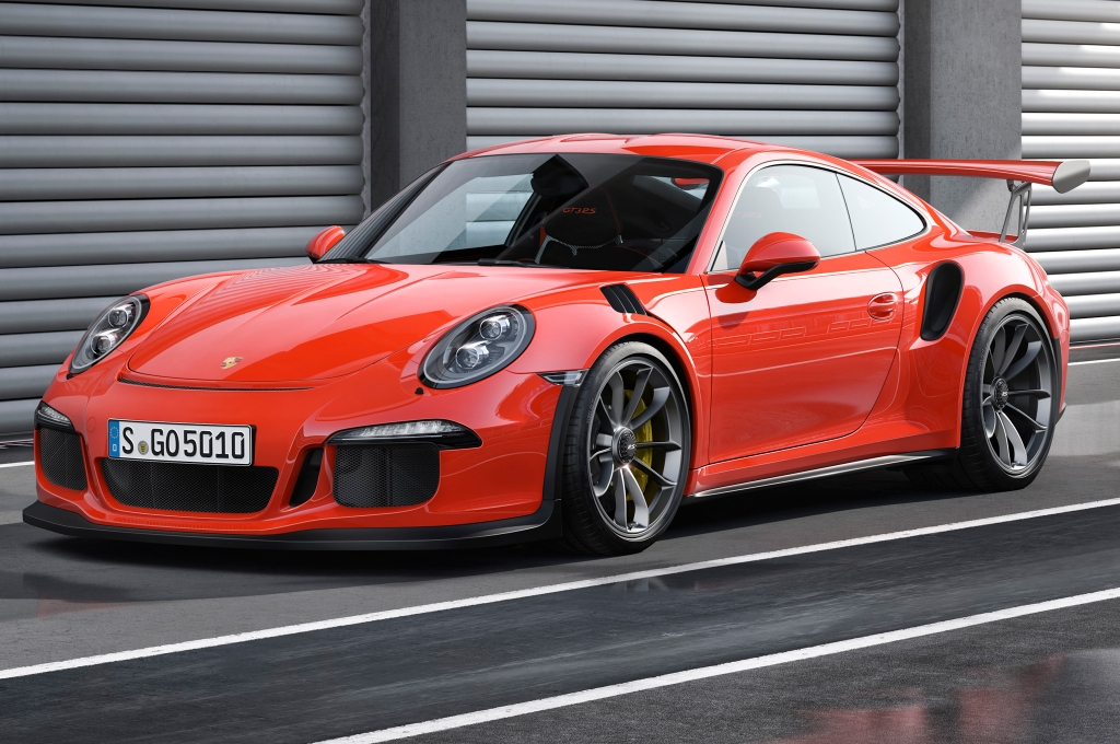 used porsche 911 gt3 rs prices have shot through the roof - the