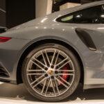 Porsche 911 Turbo- 2016 Detroit Auto Show-1