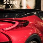 Scion C-HR Concept- 2016 Detroit Auto Show-2