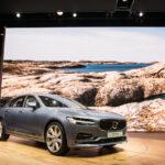 Volvo S90- 2016 Detroit Auto Show-3