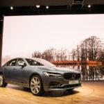 Volvo S90- 2016 Detroit Auto Show-4