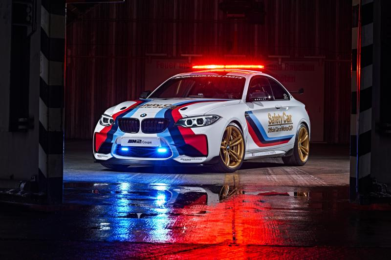 2016 BMW M2 MotoGP Safety Car-9