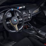 2016 BMW M2 MotoGP Safety Car- interior-1