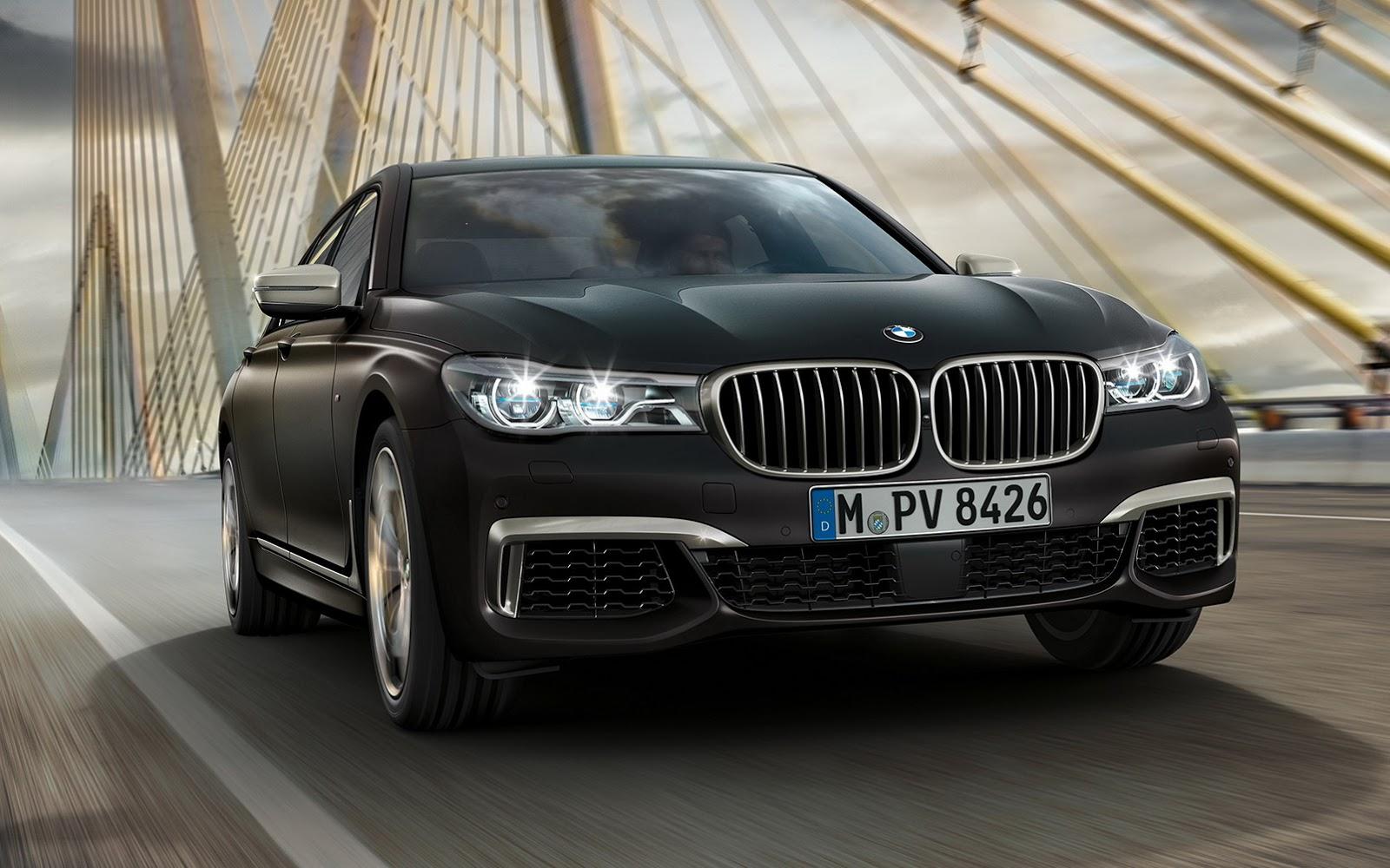 2016 BMW M760Li xDrive V12 Limousine-16