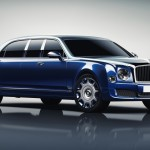 2017 Bentley Mulsanne Grand Limo-2016 Geneva Motor Show-1
