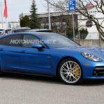 2017 Porsche Panamera Prototype spy shots-2