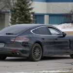 2017 Porsche Panamera caught testing in the US-2