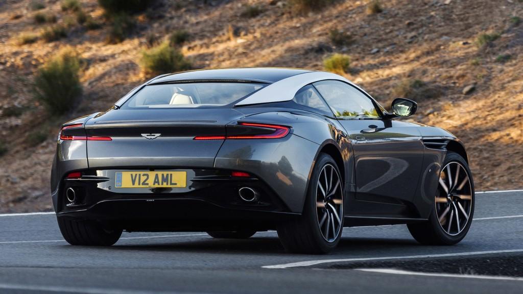 Aston Martin Db11 2016 Geneva Motor Show 3