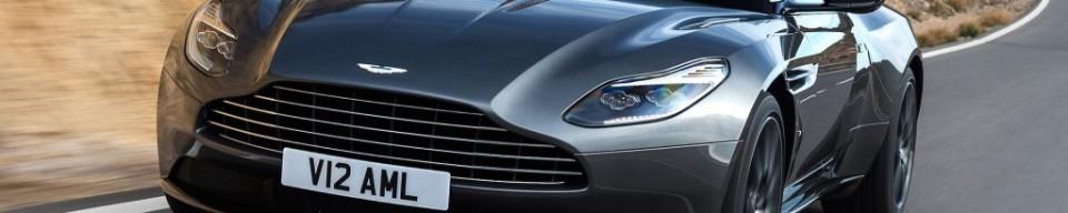 Aston Martin DB11- 2016 Geneva Motor Show-4