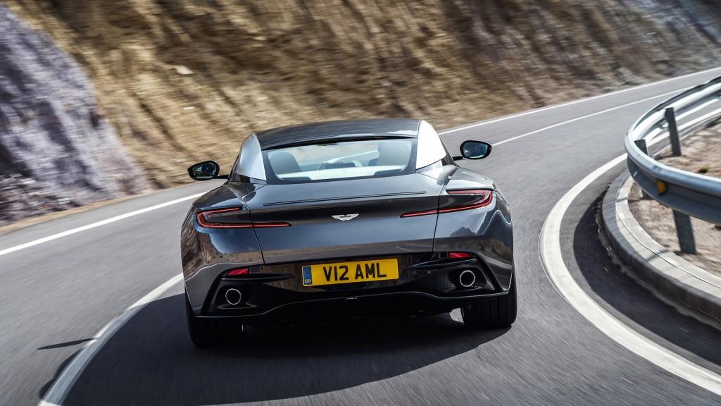 Aston Martin DB11- 2016 Geneva Motor Show-5