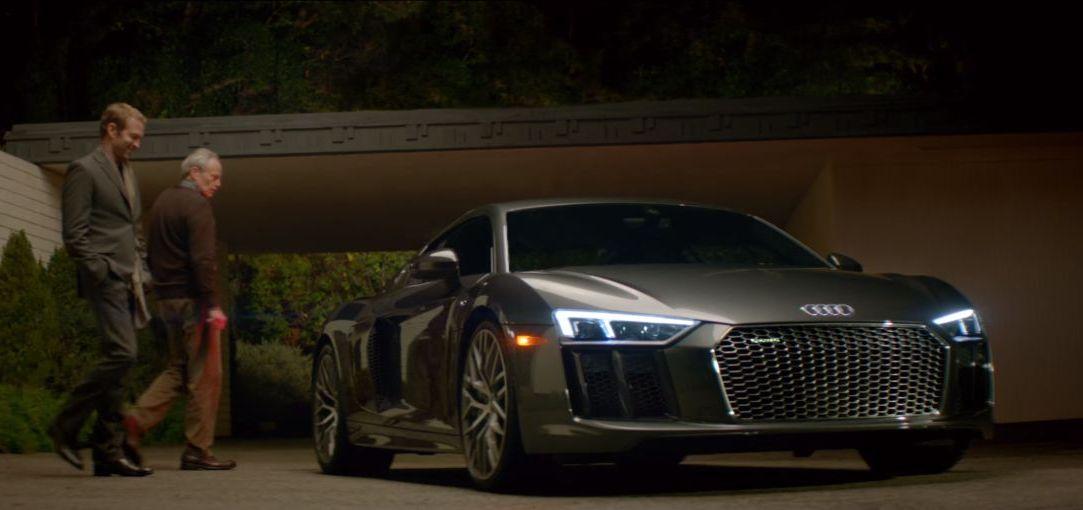 Audi's Super Bowl Spot features New R8 Supercar