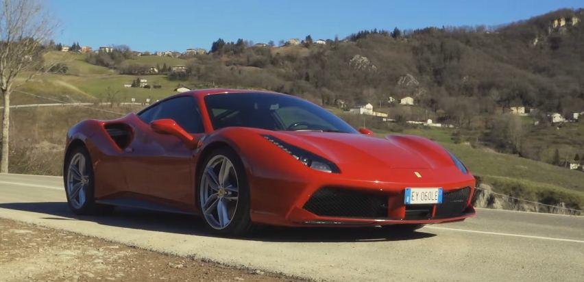 Ferrari 488 GTB Review by Harry Metcalfe