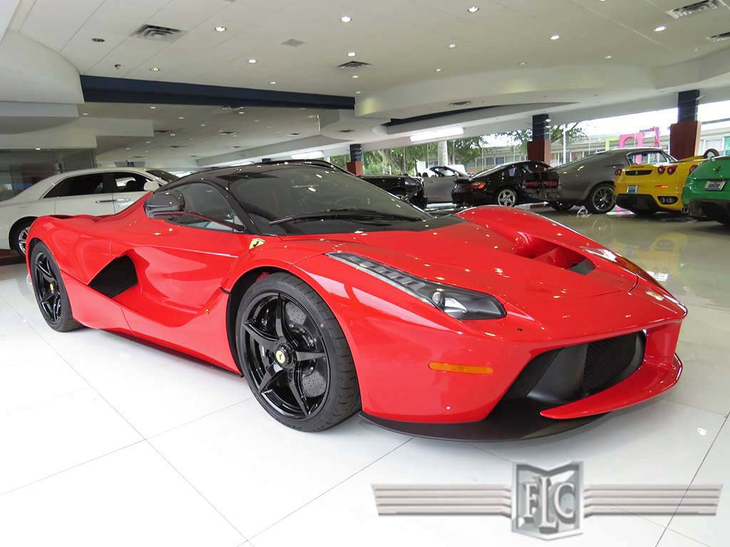 Ferrari LaFerrari for sale in the US-6