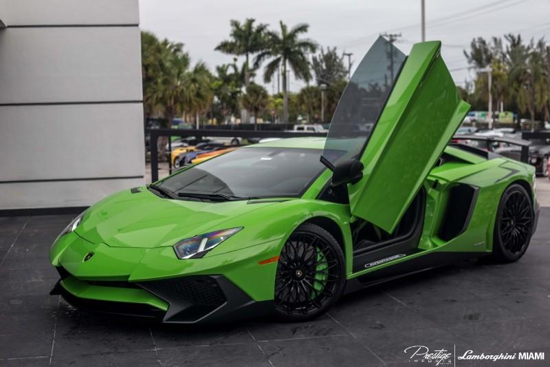 Lamborghini Aventador Sv For Sale In The Us The Supercar Blog