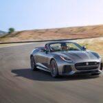 Jaguar F-Type SVR Convertible-2016 Geneva Motor Show-1