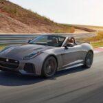 Jaguar F-Type SVR Convertible-2016 Geneva Motor Show-2