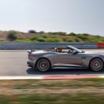 Jaguar F-Type SVR Convertible-2016 Geneva Motor Show-5