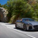 Jaguar F-Type SVR Convertible-2016 Geneva Motor Show-8