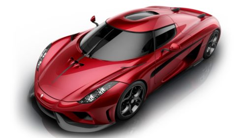 Koenigsegg Regera Production-Spec- 2016 Geneva Motor Show-1