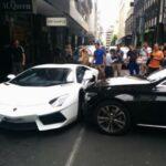 Lamborghini Aventador crashed in New Zealand-1