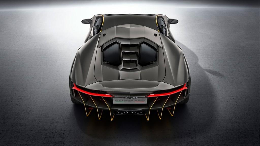 Lamborghini Centenario LP770-4- 2016 Geneva Motor Show-5
