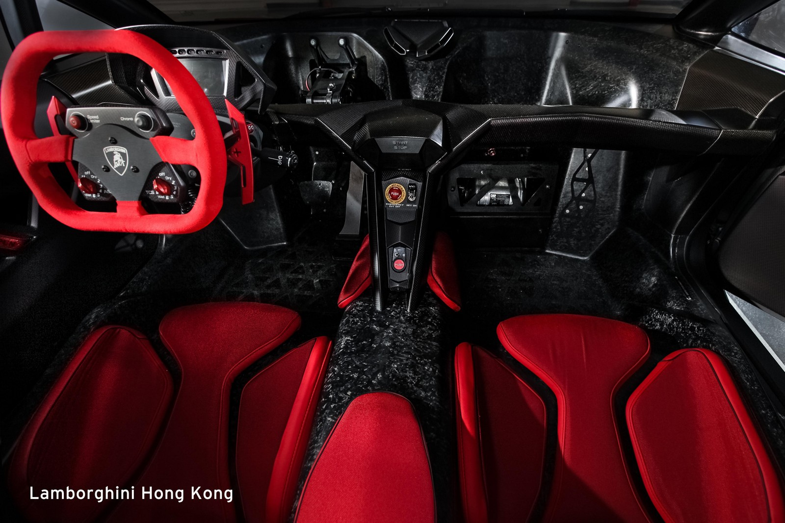 Lamborghini Sesto Elemento Delivered To A Customer In Hong Kong