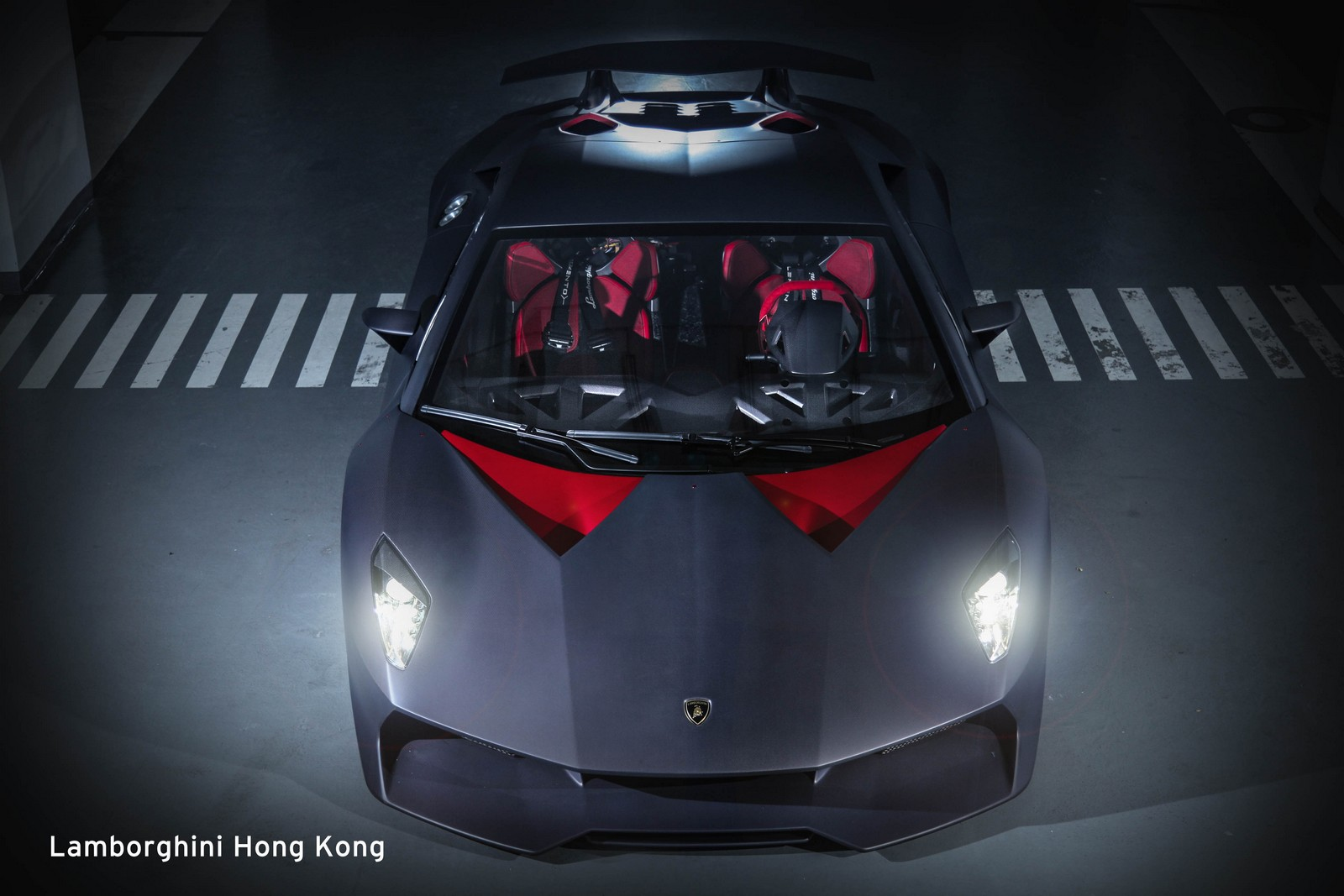 Lamborghini Sesto Elemento Delivered in Hong Kong-8