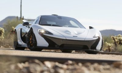 McLaren P1 sold for $2.09 million at Bonham's Scottsdale Auction 2016-1