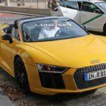 New Audi R8 Spyder Prototype-1