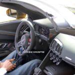 New Audi R8 Spyder Prototype-6