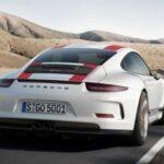 Porsche 911 R- 2016 Geneva Motor Show-1