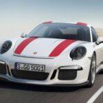 Porsche 911 R- 2016 Geneva Motor Show-3