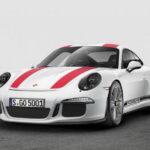 Porsche 911 R- 2016 Geneva Motor Show-5