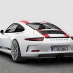 Porsche 911 R- 2016 Geneva Motor Show-8