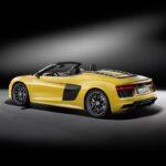 2017 Audi R8 Spyder V10- 2016 NY Auto Show-10