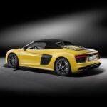 2017 Audi R8 Spyder V10- 2016 NY Auto Show-11