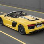 2017 Audi R8 Spyder V10- 2016 NY Auto Show-6