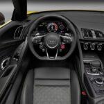 2017 Audi R8 Spyder V10- 2016 NY Auto Show-9