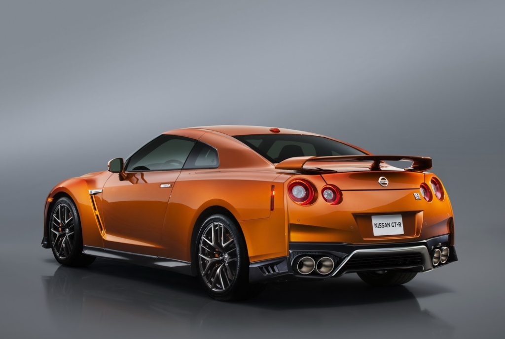 Nissan India Opens Pre-Booking For 2017 Nissan GT-R - The Supercar Blog