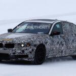 2018 BMW M5 Spy Shots-3