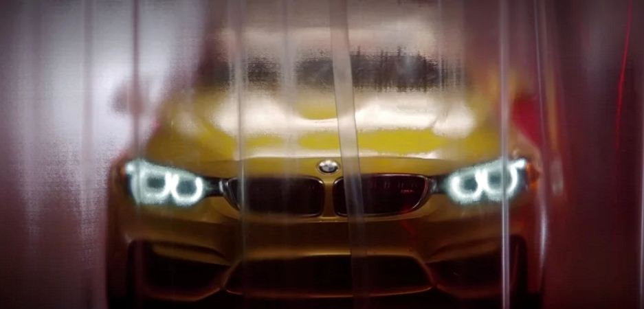 BMW M4 commercial by Alessandro Pacciani