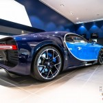 Bugatti Chiron at Manhattan Motorcars New York-11